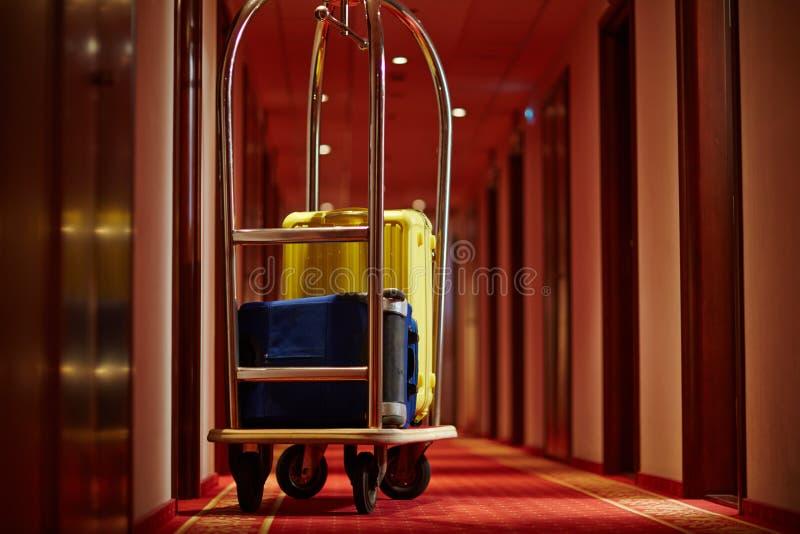 Bagaż podróżnicy obrazy royalty free