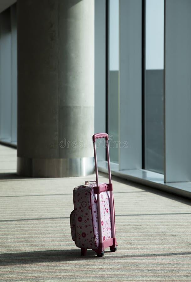 bagaż porzucony zdjęcia stock