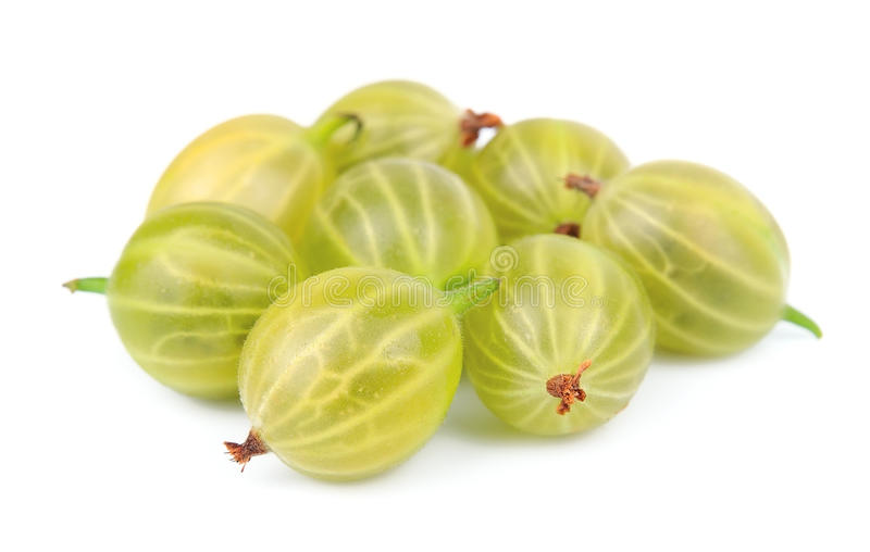 Baga do Gooseberry foto de stock royalty free