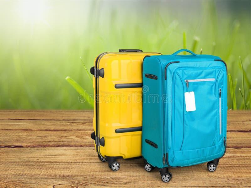 bagage stock foto