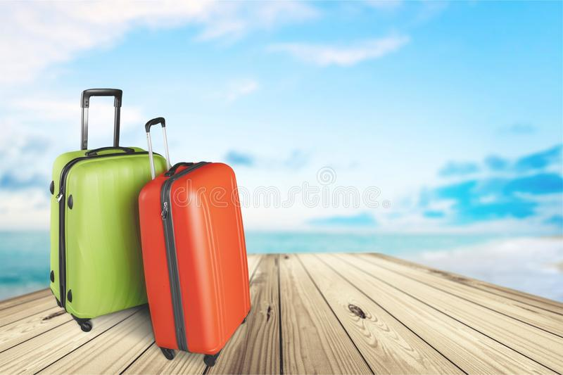 bagage stock afbeeldingen