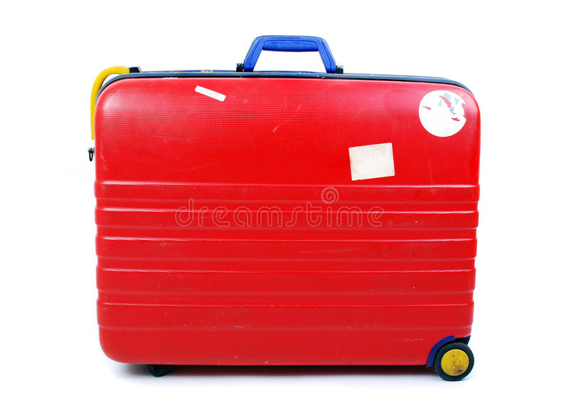 bagagelopp arkivfoton