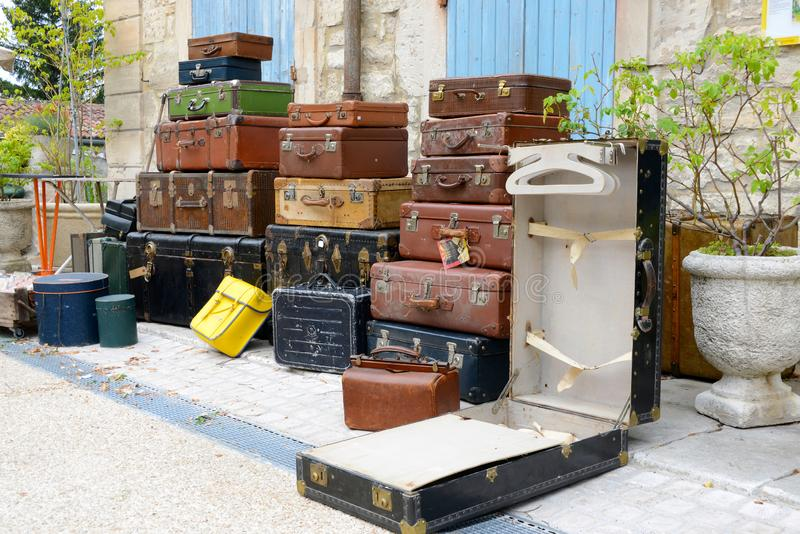 bagagem foto de stock royalty free
