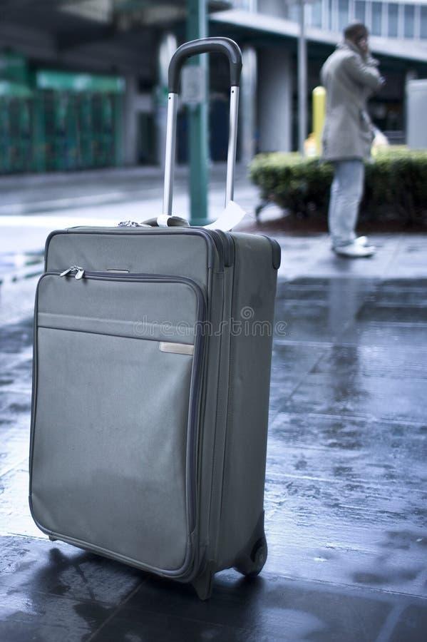 Bagagli & bagaglio fotografia stock