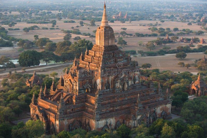 bagan świątynie zdjęcie royalty free