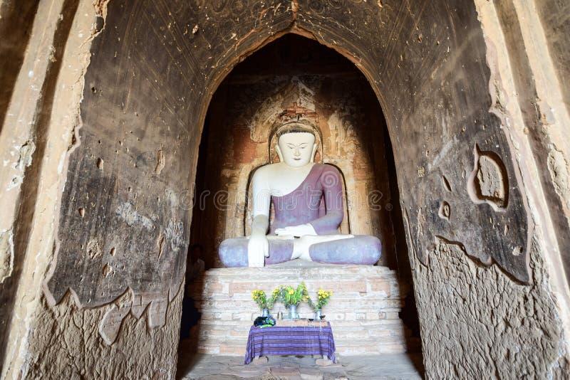 bagan ναός στοκ εικόνα