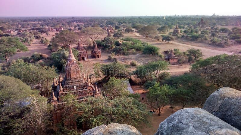Bagan стоковые изображения