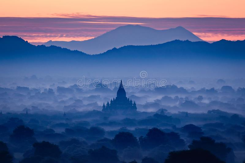 Bagan fotografia de stock royalty free
