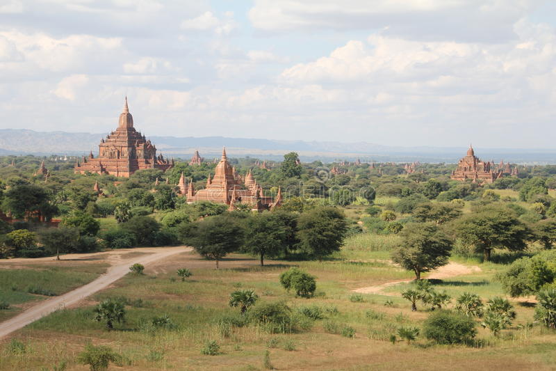 Bagan zdjęcie royalty free