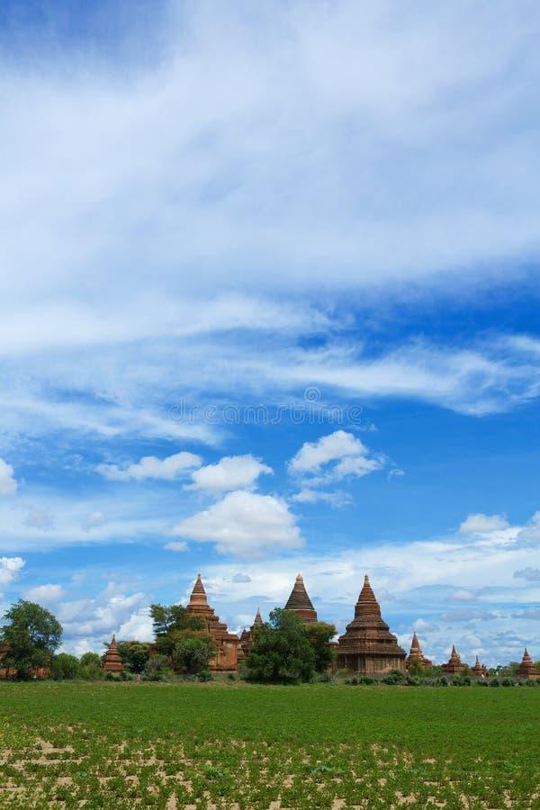 Download Bagan стоковое фото. изображение насчитывающей рай, вероисповедно - 33731314