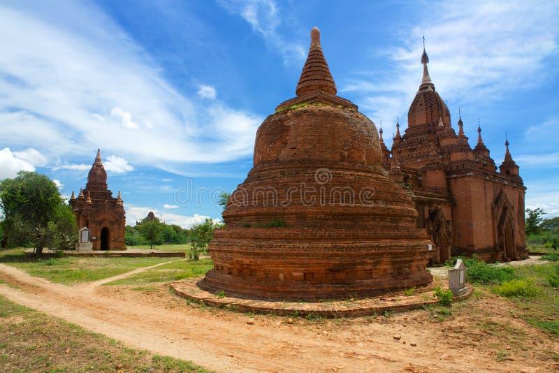 Download Bagan стоковое фото. изображение насчитывающей висок - 33736060