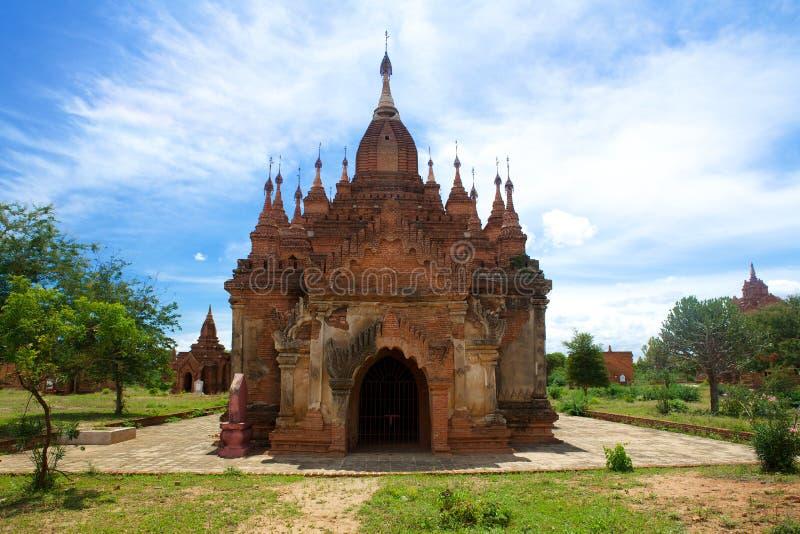 Download Bagan стоковое фото. изображение насчитывающей буддийские - 33736184