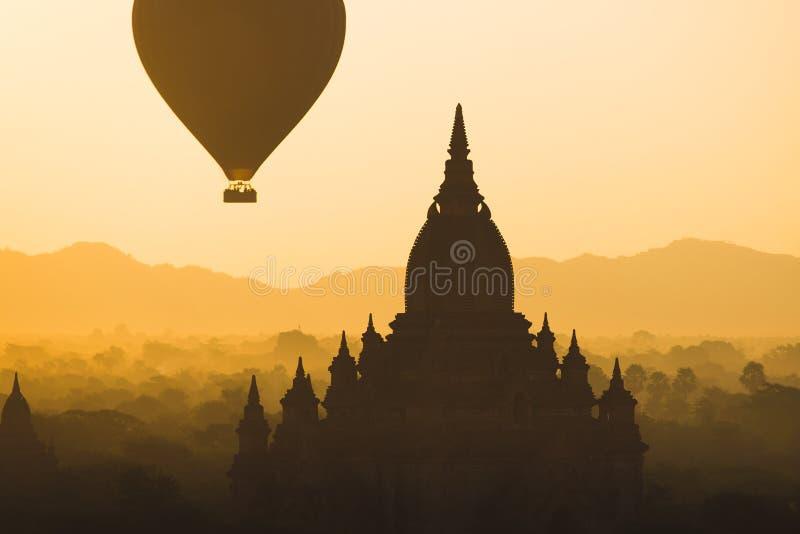bagan balony zdjęcie royalty free