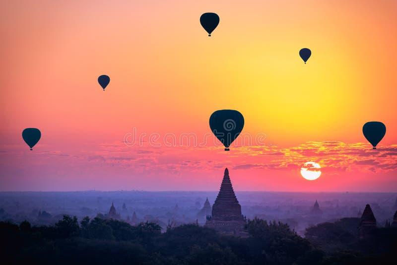 Bagan lizenzfreie stockbilder