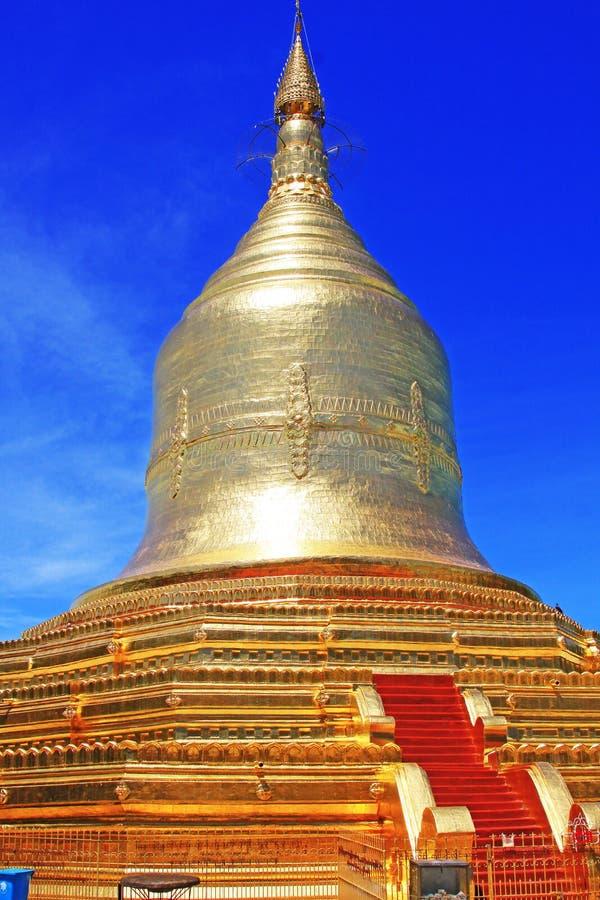 Bagan Lawkananda Pagoda, Myanmar stockbild
