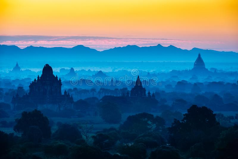 Bagan photo libre de droits