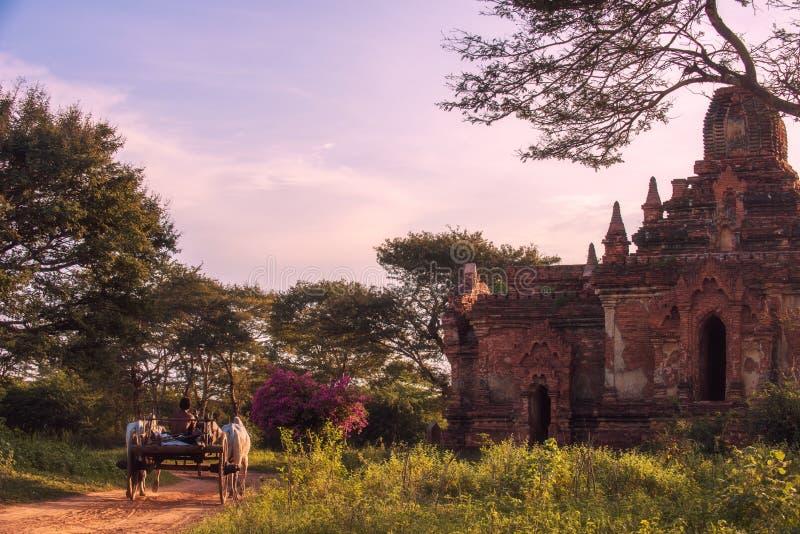 Bagan, Myanmar photographie stock libre de droits