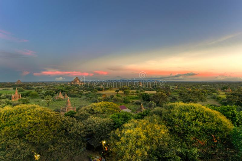 Bagan, Myanmar photo libre de droits