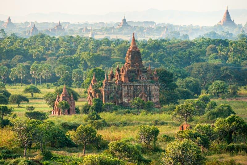 Bagan, Myanmar. стоковое изображение rf