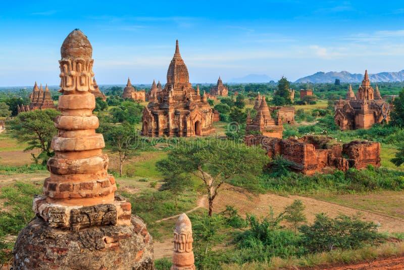 Bagan Myanmar fotos de stock
