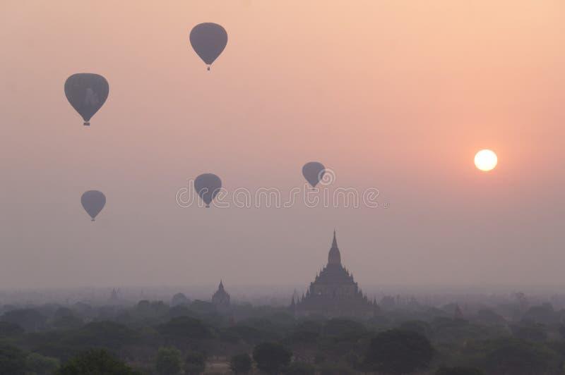 Bagan - Myanmar foto de stock royalty free