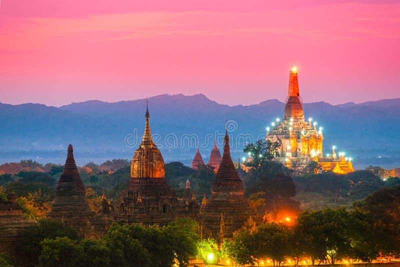 Download Bagan, Myanmar. stock photo. Image of history, outdoor - 35386168