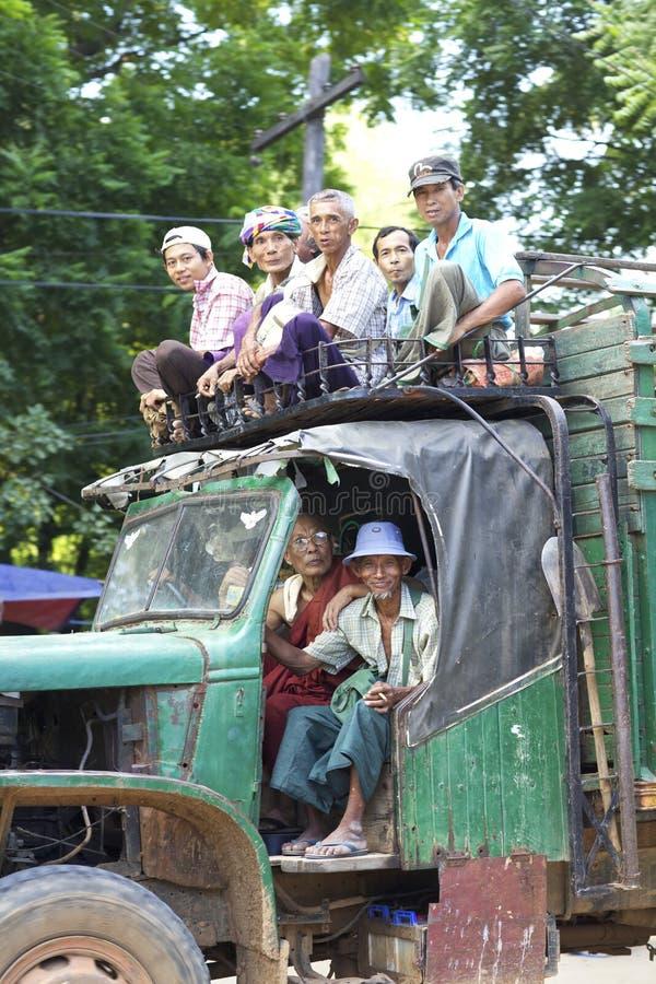 Download Bagan Myanmar Transportation Editorial Photo - Image: 21618431