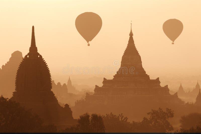 Download Bagan Pagodas Stock Image - Image: 25330481
