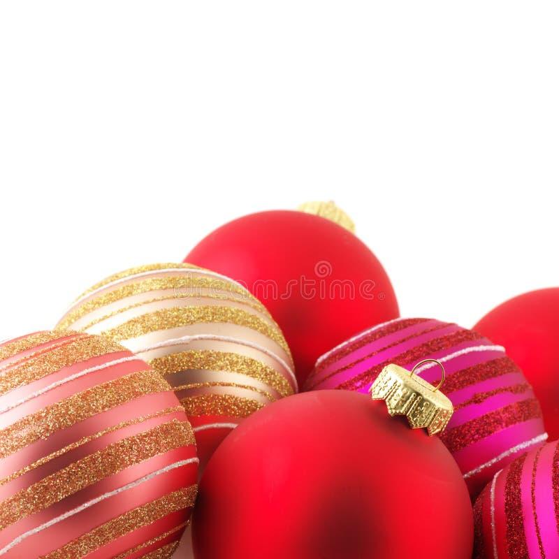 Bagattelle di Natale fotografie stock libere da diritti