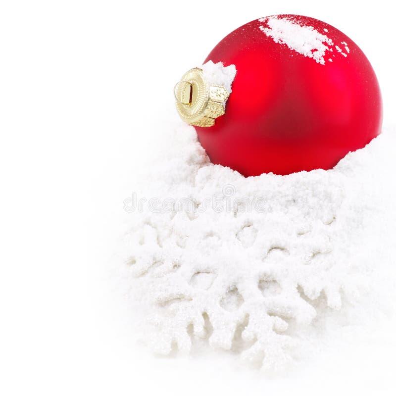 Bagattelle di Natale fotografia stock libera da diritti