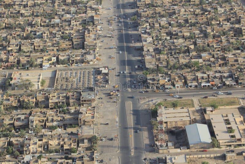 Bagdad, Irak images libres de droits