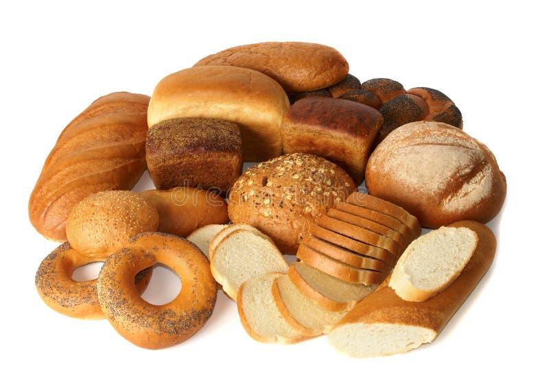 bageriprodukter arkivfoto