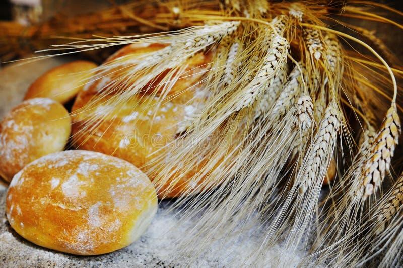 Bageriprodukter på att plundra arkivfoto