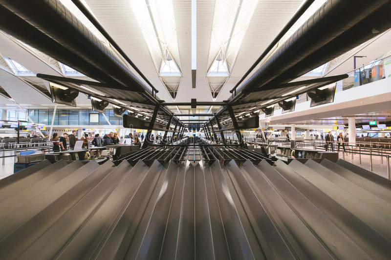 Baggage Carousel In Airport Free Public Domain Cc0 Image