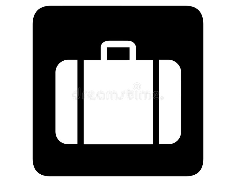 Baggage check in inverted