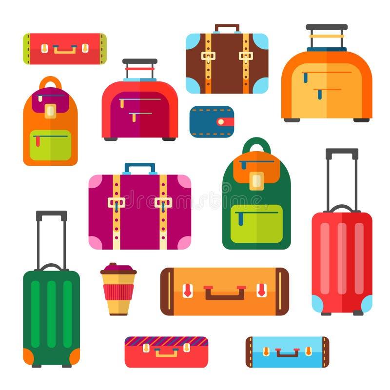 Baggage Tag Doodle,Christmas Cartoon Travel Luggage Label