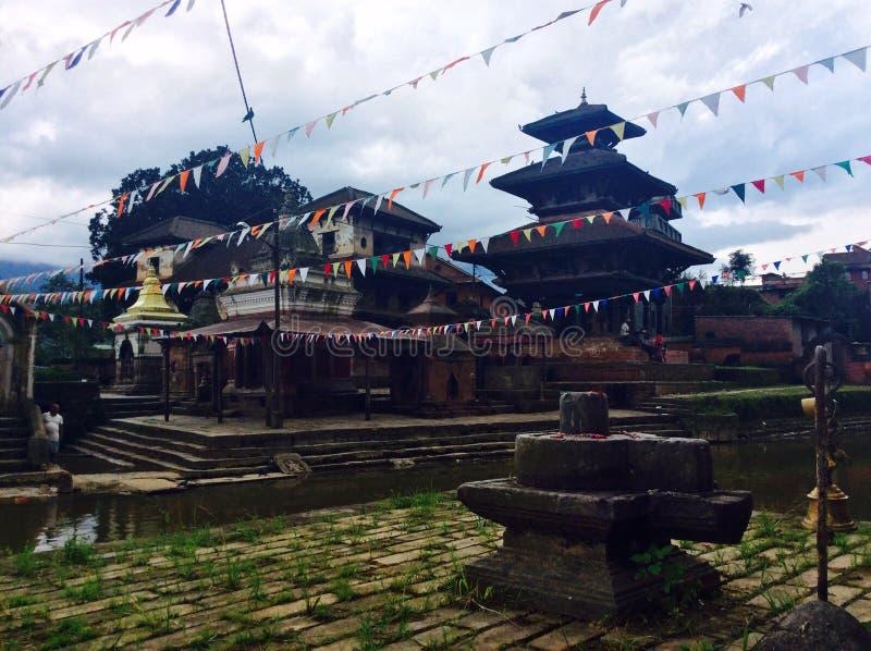 Bagmati obrazy stock
