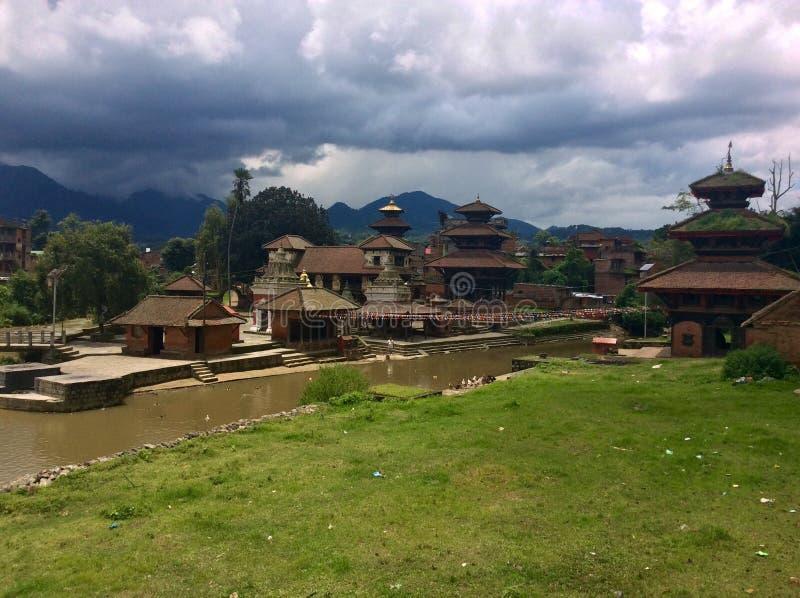 Bagmati zdjęcie royalty free