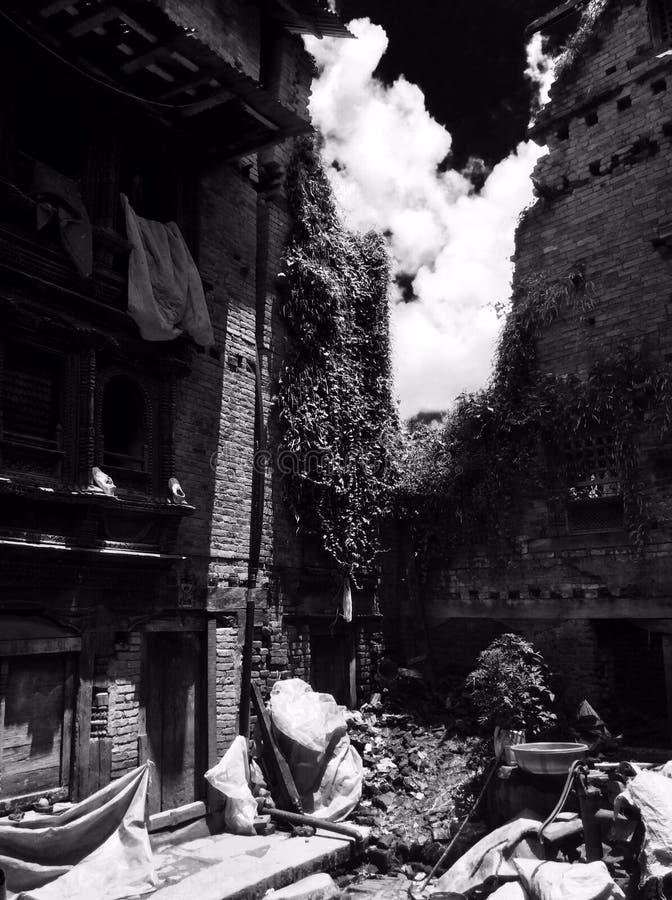 Bagmati fotografia royalty free