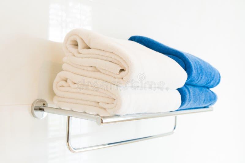 Bagno dell'asciugamano fotografia stock