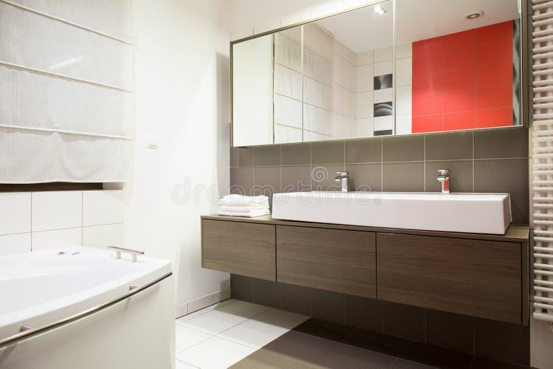 Bagno Di Bellezza Nello Stile Moderno Fotografia Stock - Immagine: 56092013