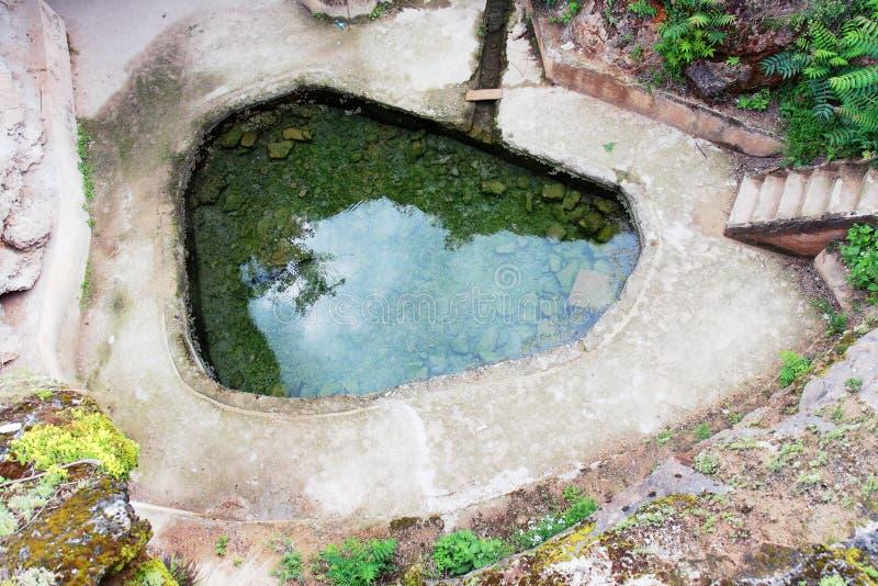 Bagno romano immagini stock