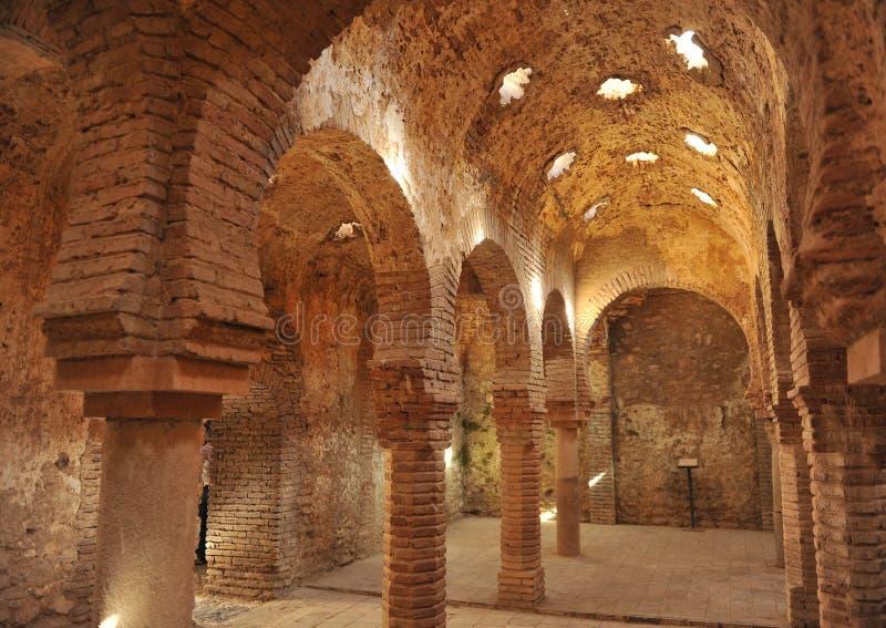 Bagno Turco Antico, Bagni Arabi A Provincia Di Ronda, Malaga ...