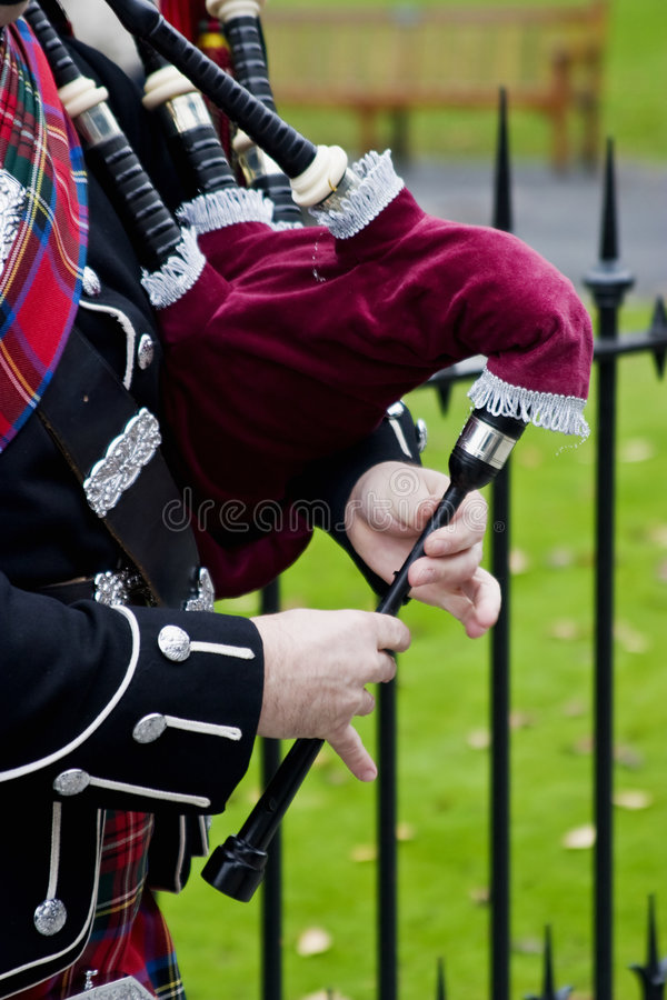 Download Bagpipes Royalty Free Stock Images - Image: 3597389