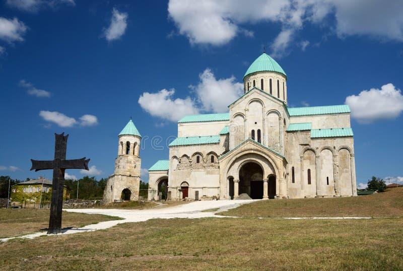 Bagrati-Kathedrale (UNESCO-Erbe) in Kutaisi, Georgia lizenzfreie stockfotos
