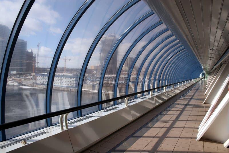 Bagrations Brücke stockbilder