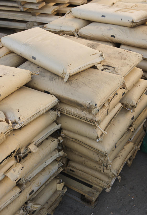 Download Bags stock image. Image of site, combined, paper, warehouse - 16264085