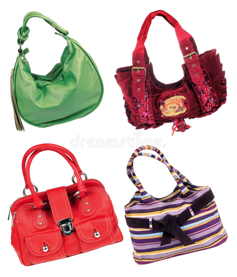 Download Bags stock image. Image of leather, glamor, feminine, exclusive - 2319259