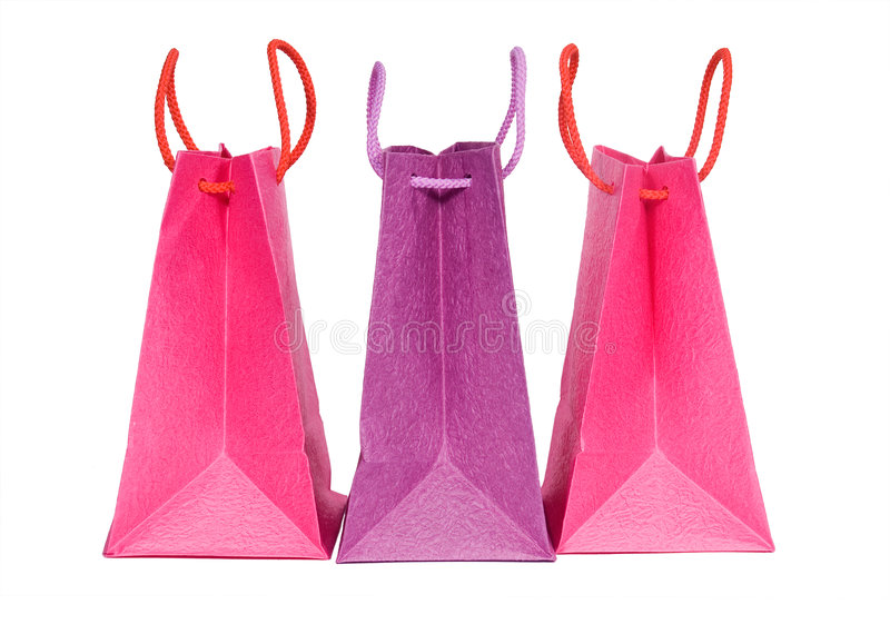 Bags royalty free stock images