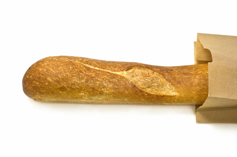Download Baguette stock photo. Image of baguette, isolated, baked - 13309018